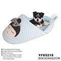 Wholesale high quality fashion warm pet shoes bed