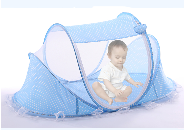 Wholesale Baby Bed Mosquito Net Folding Portable Baby