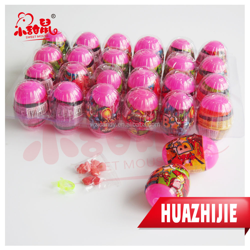 544201610Surprise egg toy candy buy toys from china