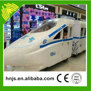 Mini hot electric trackless train/amusement entertainment sport park/kids electric trackless trains rides for sales