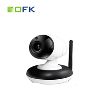 HD 960P 1.3MP 128G SD Card IR Remote Control Wireless Robot IP Wifi camera