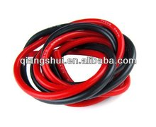 12AWG Silicone wire black and red