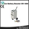 SR-1800 car battery charger on wheels with 30A change current