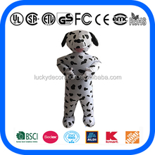 Hot Sale spot dog inflatable costume