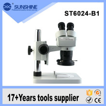 Cell Phone Repair Use Electron Binocular Microscope With Factory Price