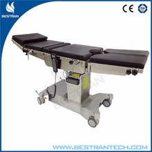 BT-RA007 2014 Top quality x-ray and c-ram electric maquet surgical table