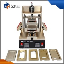 5 In 1 Multifunction Bezel Middle Frame Separate Machine + Built-in Vacuum Lcd Screen Separator + Glue Remover + Hot Plate