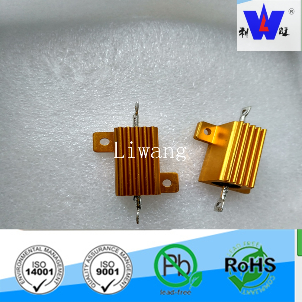 RX600 series braking resistor with al chassis