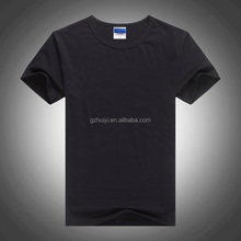Wholesale custom plain dyed personalised t shirts