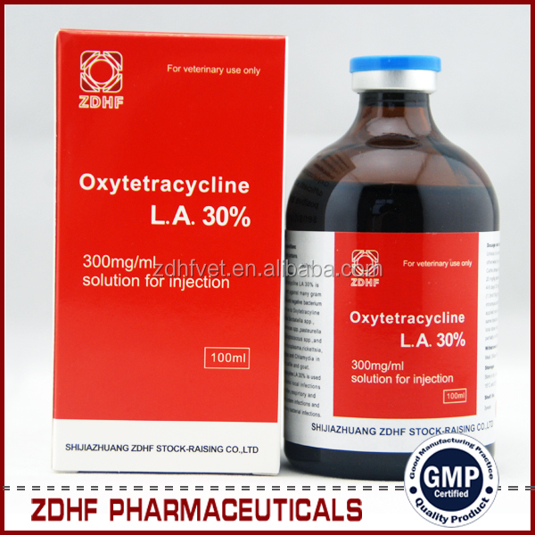 La 200 oxytetracycline injection antibiotic for pig s horses