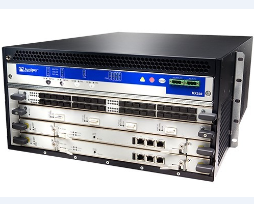 Original Juniper Firewall SRX3000 Series Networks SRX3K-16GE-TX in 2015