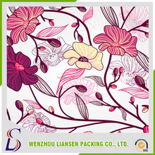 Wholesale Custom modern decoration beautiful flower wall paper with best price