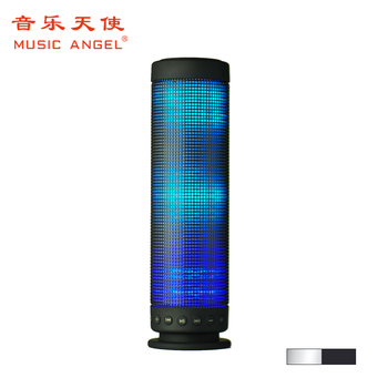 Computer accessories Loud speaker bluetooth with led light audio import