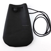 Drawstring Soft PU Leather Fashion Shoulder Bag coin purse