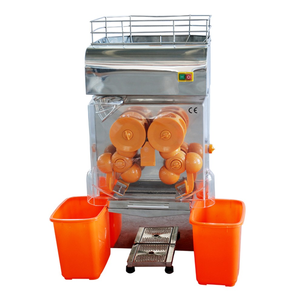 Professionnel commercial automatique fruits manuel orange for Presse orange professionnel
