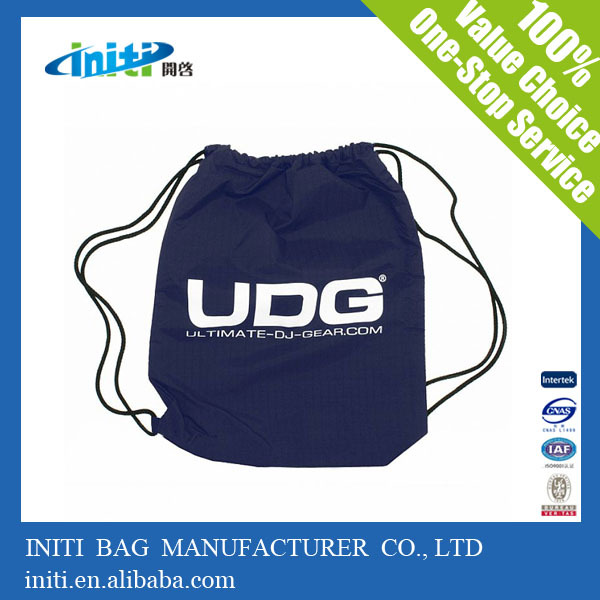Famous Chinese Products Cheap Custom Drawstring Bags No Minimum