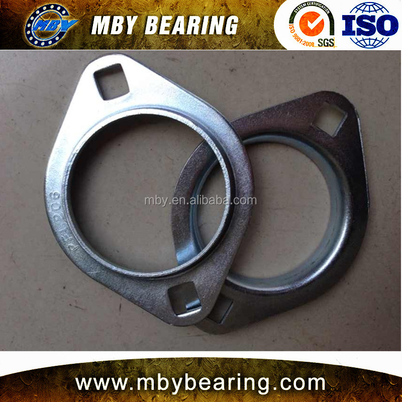 China supplier SBPFL 205 205-16 bearing SB 205 Pressed steel housing units