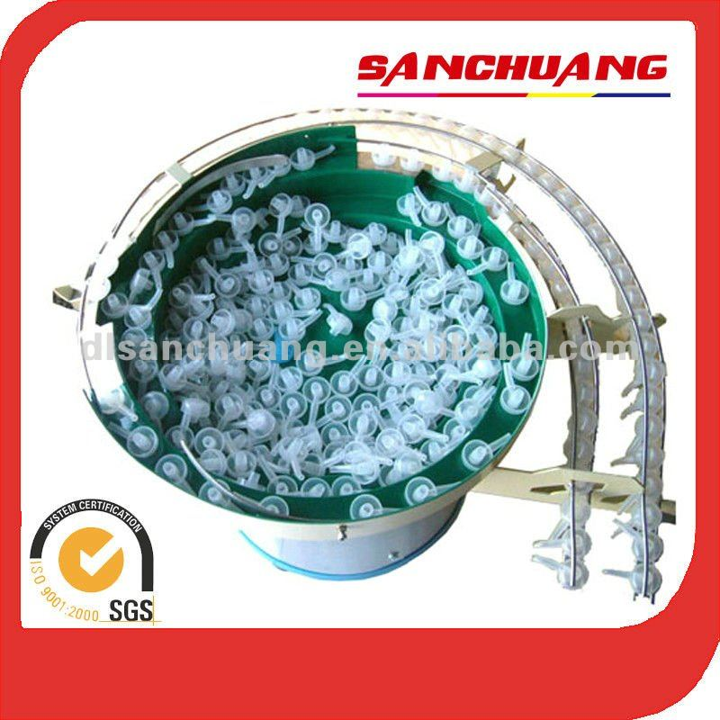 DIFFERENT METAL AND PLASTIC PARTS APPLIED DIGITAL AUTOMATIC FEEDER