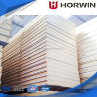 Hot sales cold room PU polyurethane sandwich panel price