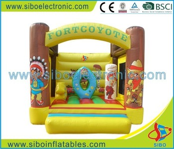 GMIF Wonderful castle infatable Manufacturer inflatable combs for rentals