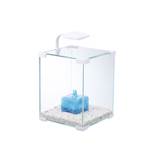 Clear Rectangle Crystal Glass Aquarium Fish Tank Imported