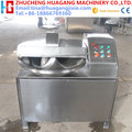 High speed industrial bowl cutter for sausage processing