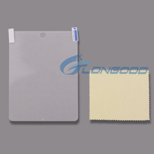 Bulk Cheap Clear Transparent LCD Monitor Screen Protector For iPad Mini