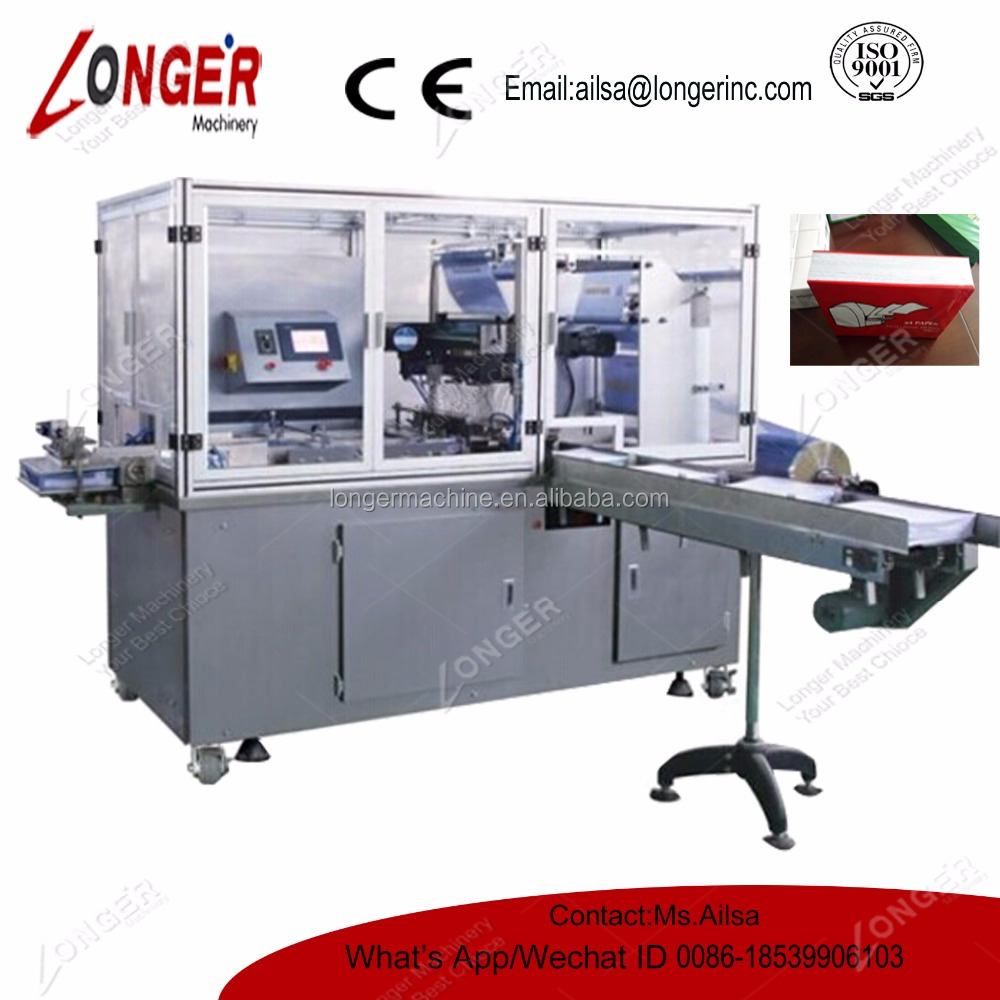 Automatic A4 paper packing machine