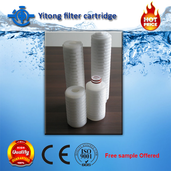 China supplier new product wall mounted swimming pool filter cartridge water filter