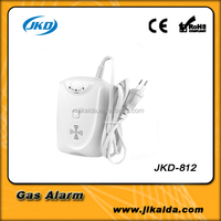 wired gas leak detector lpg lng leakage monitor home security system