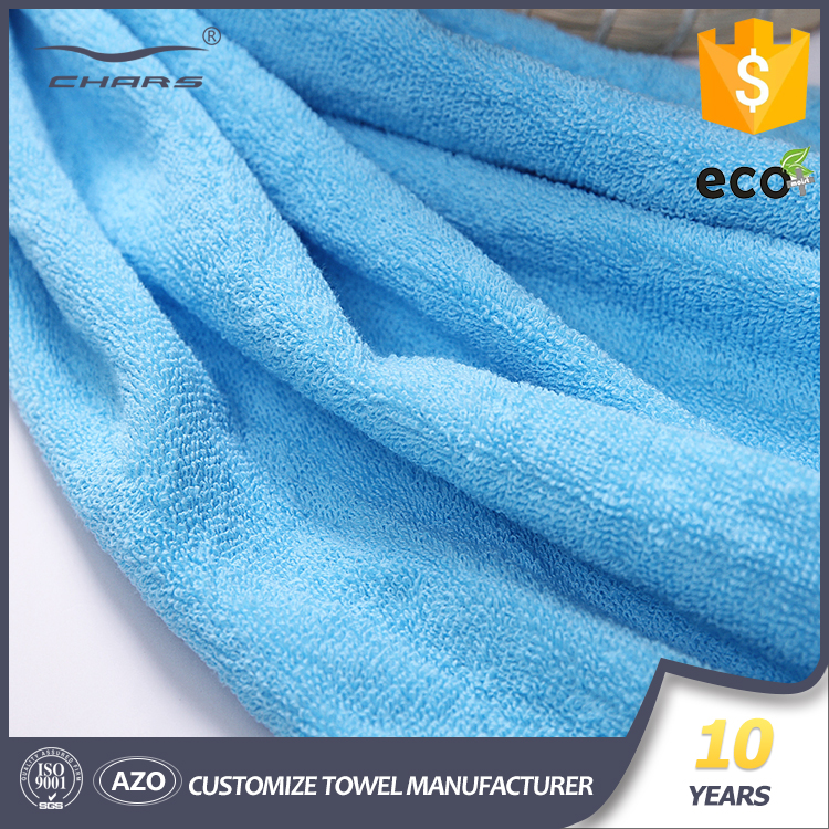 China cheap price guangzhou manufacturer custom logo luxury soft fabric kids baby bath towel 100% cotton hotel bath towel