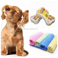 Promotional Super Soft Quick Dry Pva Cooling Pet Towel