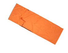 Super Light Easy to Carry Polyester Sleeping Bag for Hotel Sleeping Bag Liner cotton travelsheet