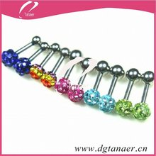 stainless steel fashion earring piercing