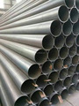weld steel pipe large OD 6""