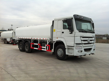 HOWO Water Tanker Transport Truck