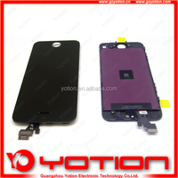internal parts mobile phone lcd digitizer for iphone 5 lcd touch screen assembly