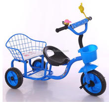 Twins Baby 3 wheels Kids Bicycle Children bike Pedal Bike for 1-6 years old kids from Chinese Factory Direct Sale