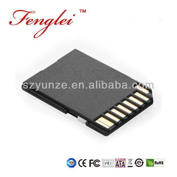 Yunze sd 2gb sd card memory card class 10