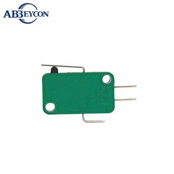 M12 KW7-11 high sensitivity and compact design short lever plastic micro switch