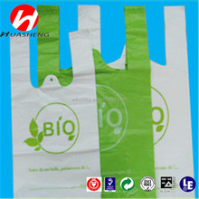 HDPE/LDPE biodegradable plastic bags