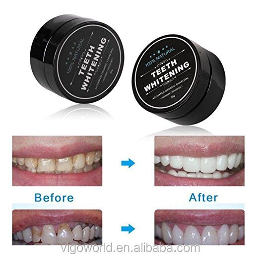 Activated Organic Charcoal Powder Private Label Teeth Whitening Coconut Charcoal Powder