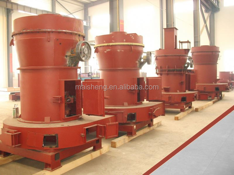 Portable vibrating grinding mill for sale