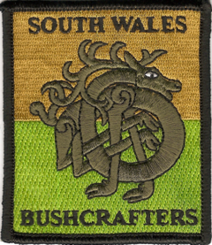 South wales Embroidered Patches Badges Emblems Crests in high quality and Competitive prices