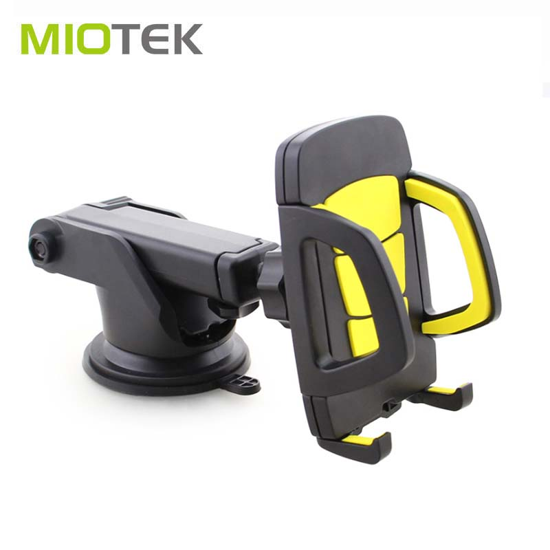 2017 New arrived big promotion 360 degree angle holder universal phone clamp car mobile phone holder
