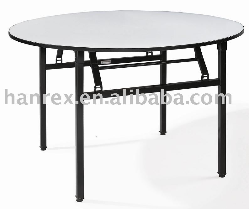 restaurant round table banquet table