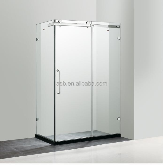 Wholesale frame glass shower screen - Online Buy Best frame glass ...