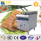 Energy saving fryer chicken broast machine/380V high power induction commercial broasted chicken machine