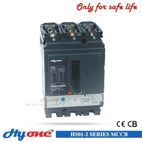 IEC/EN60947 standard high quality moulded case circuit breaker three phase nsx 3p mccb