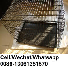 Eco-Friendly Steel Wire Dog Crate Playpen Cages PET Kennel